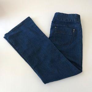 NWOT Reitmans Original comfort jeans size 12P